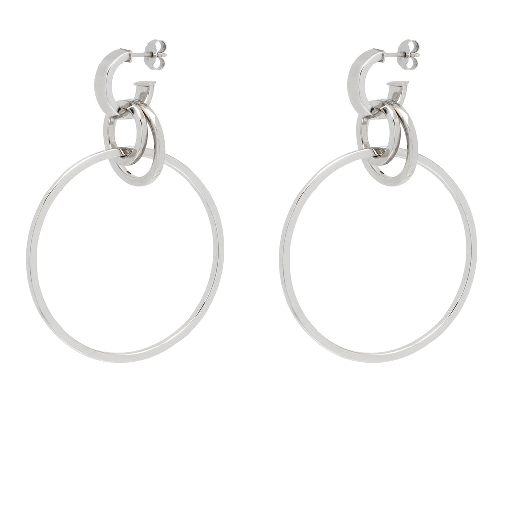 La MULTI-USE Hoops - Sale - Georgiana Scott Jewellery