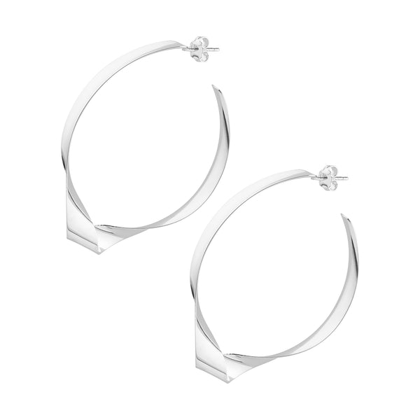 La TWIST RIBBON Earrings