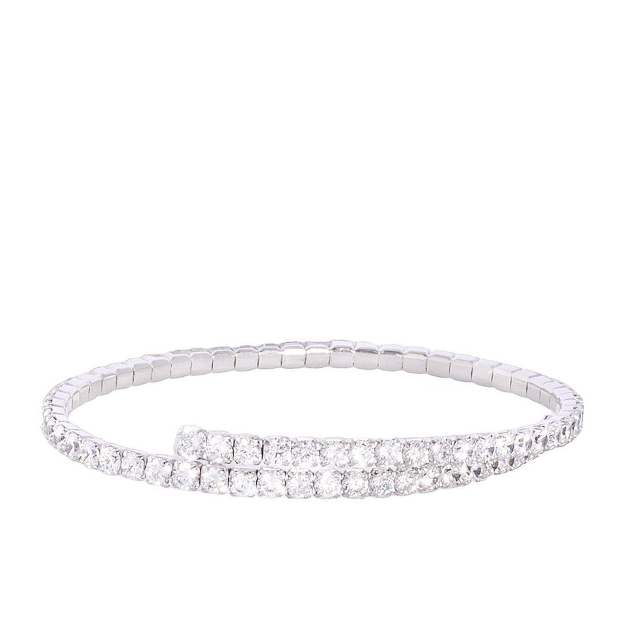 La FLEXI CZ Bangle