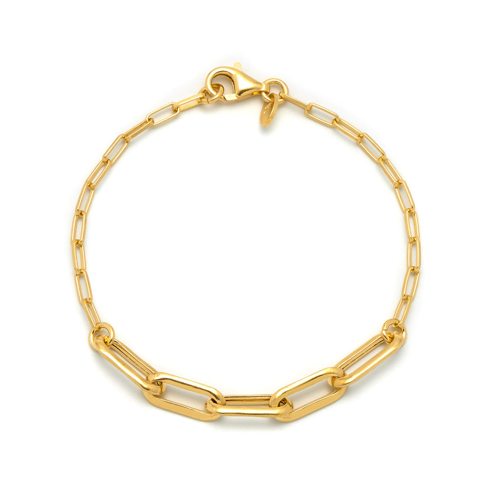 La CATENA Bracelet - Gold - Georgiana Scott Jewellery