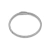 La WOVEN Magnetic Bangle - Sale - Georgiana Scott Jewellery