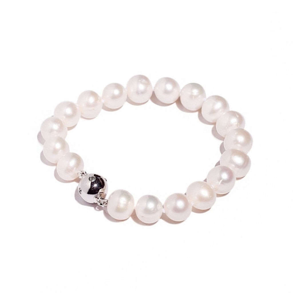 La PALOMA SINGLE Pearl Bracelet - Georgiana Scott Jewellery