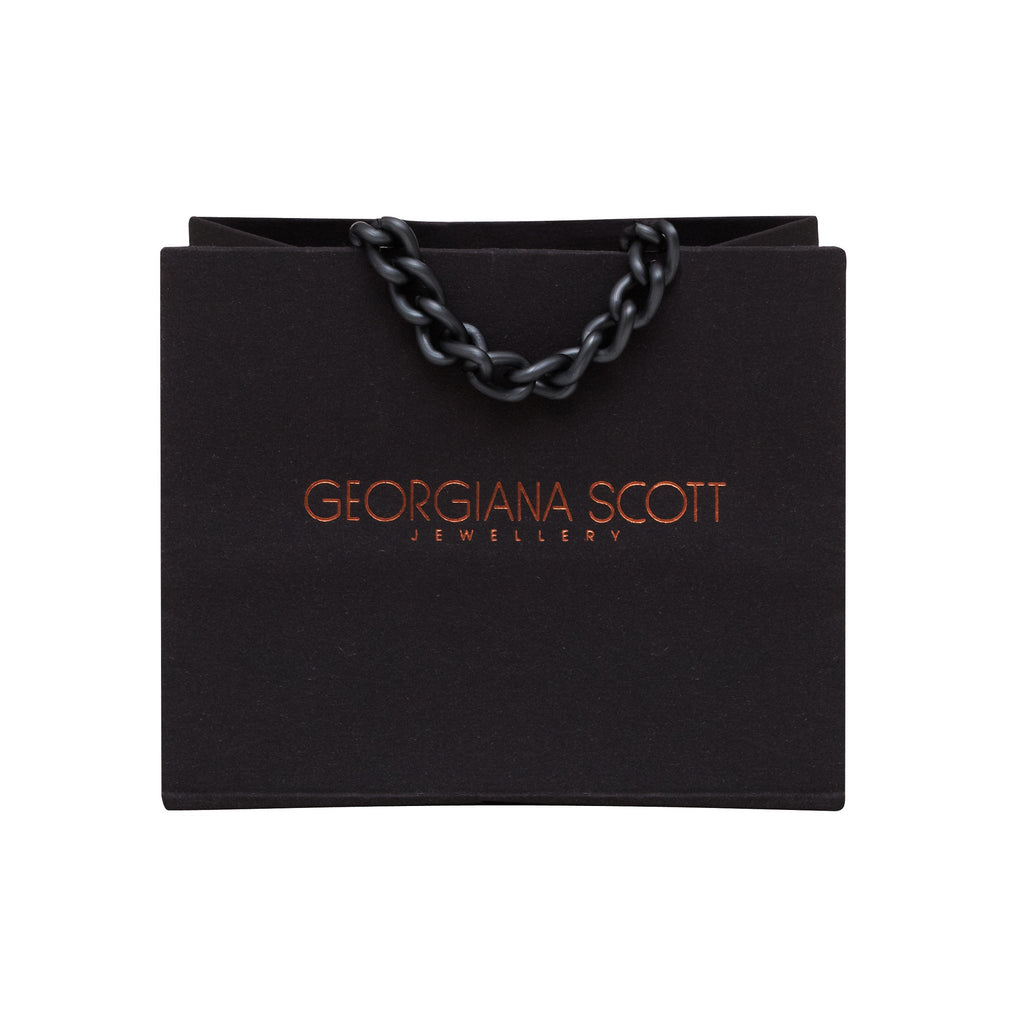La MODENA Endless Necklace - Gold - Georgiana Scott Jewellery