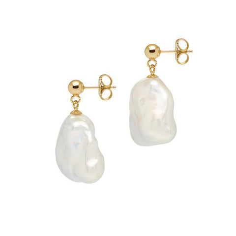 La BAROQUE Gold Earrings