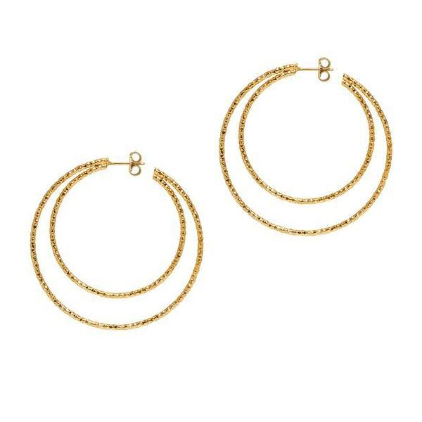 La DOPPIA SARDEGNA - Gold - Georgiana Scott Jewellery