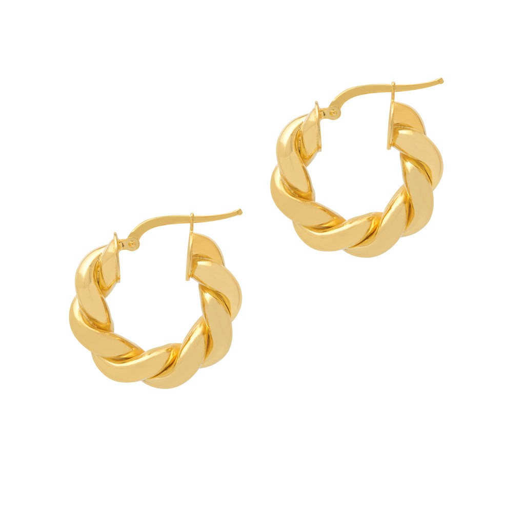 La FRILL (Silver or Gold) - Georgiana Scott Jewellery