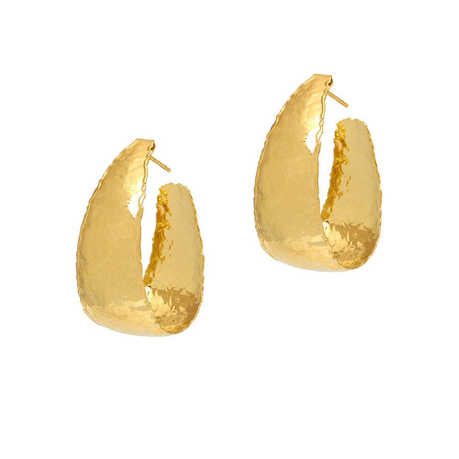 La VINTAGE Earrings Gold