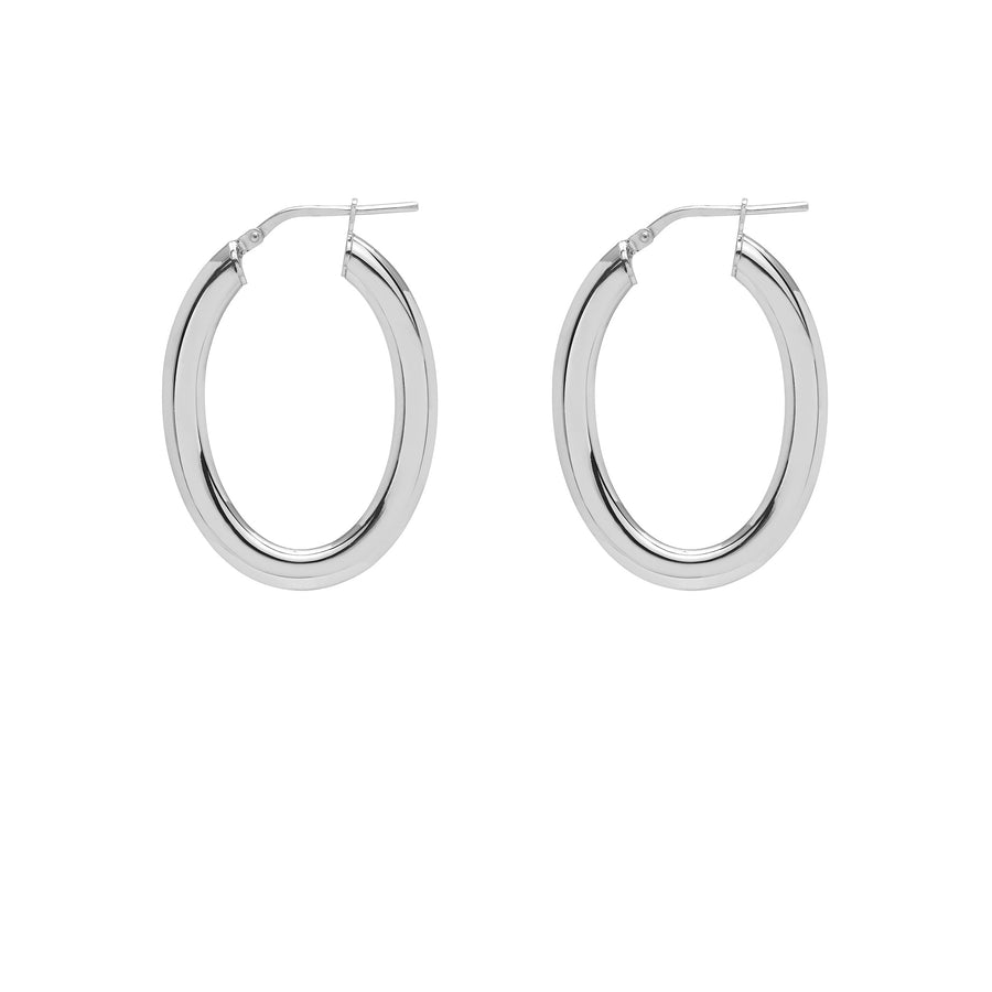 La OVAL PIATTO Hoops - SALE