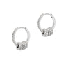 La SPARKLING Huggies - Sale - Georgiana Scott Jewellery
