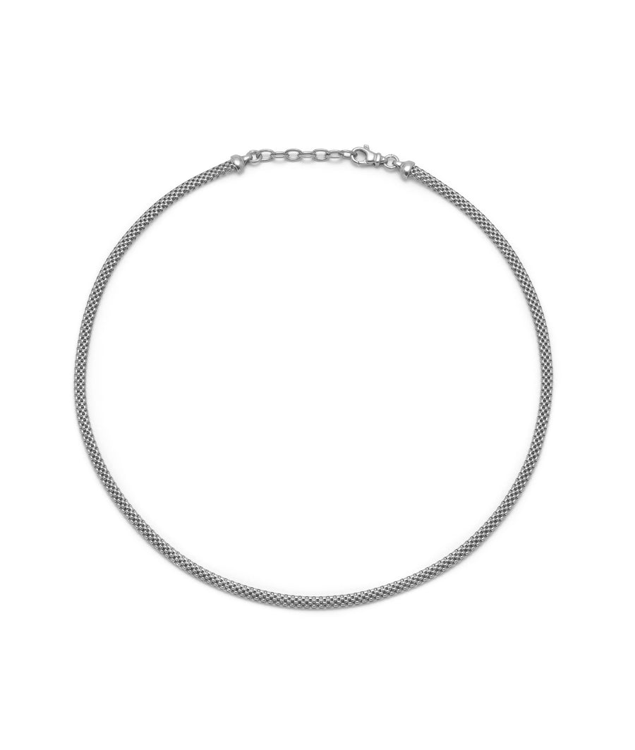 La FIESOLE Necklace - Silver