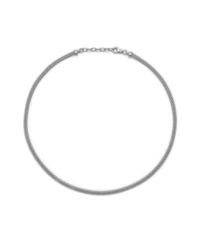 La FIESOLE Necklace Silver