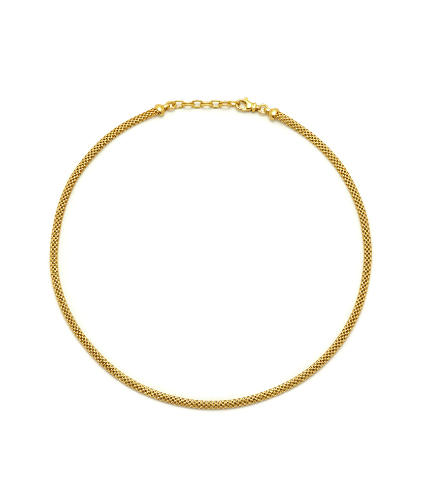 La FIESOLE Necklace - Gold - Georgiana Scott Jewellery