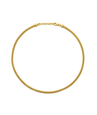 La FIESOLE Necklace Gold