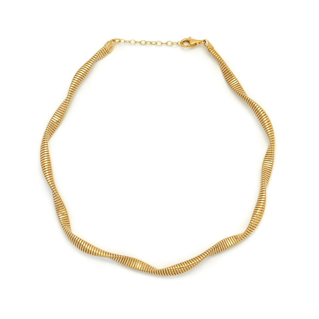 La SWIRL 'Twist' Choker - Georgiana Scott Jewellery