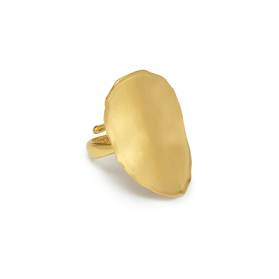 La SATURNA Adjustable Ring - Gold