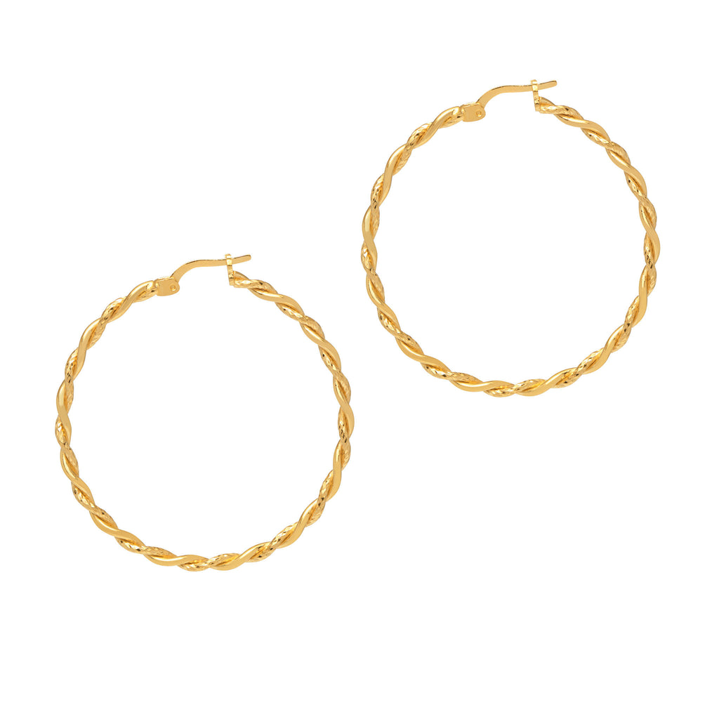 La SIENA - Gold - Georgiana Scott Jewellery