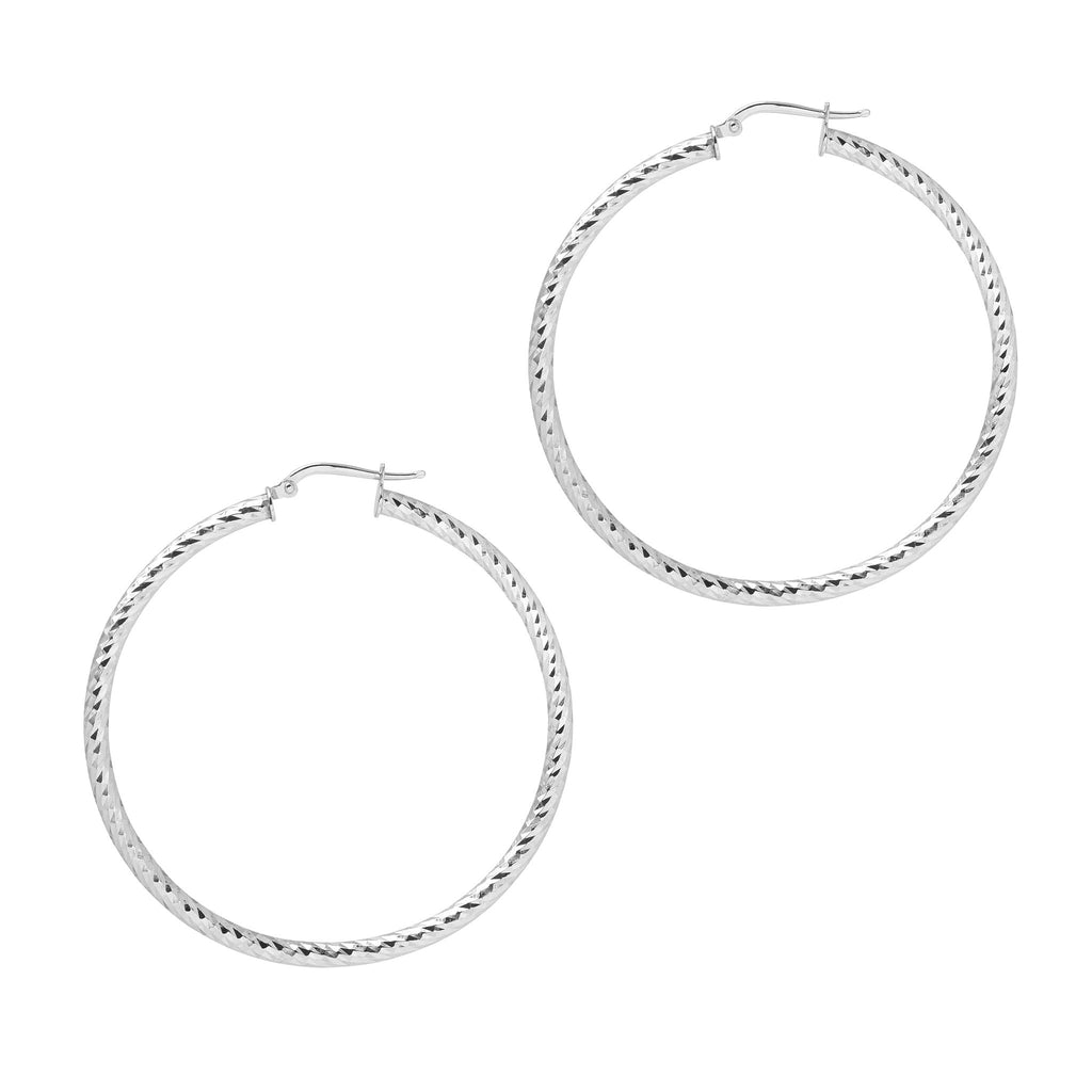 La DIAMANTE TWISTS - Silver - Georgiana Scott Jewellery
