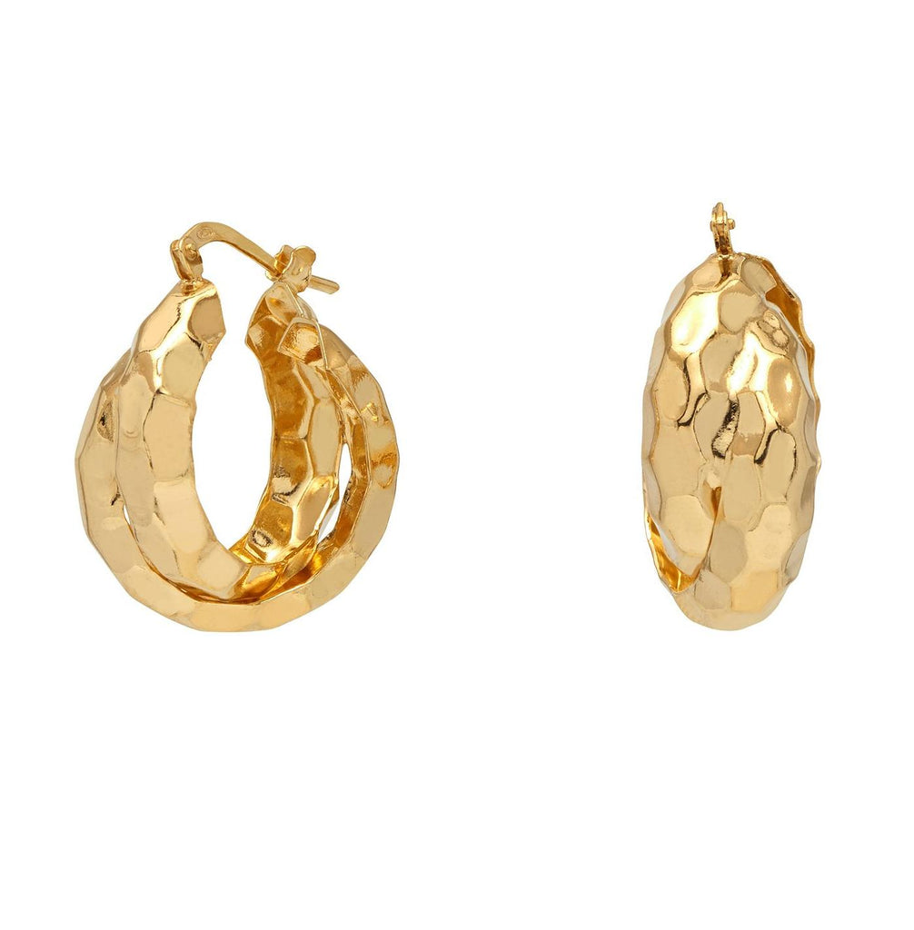 La VINTAGE TWISTS Gold - Georgiana Scott Jewellery