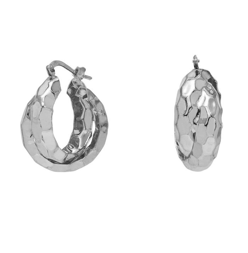 La VINTAGE TWISTS Silver - Georgiana Scott Jewellery
