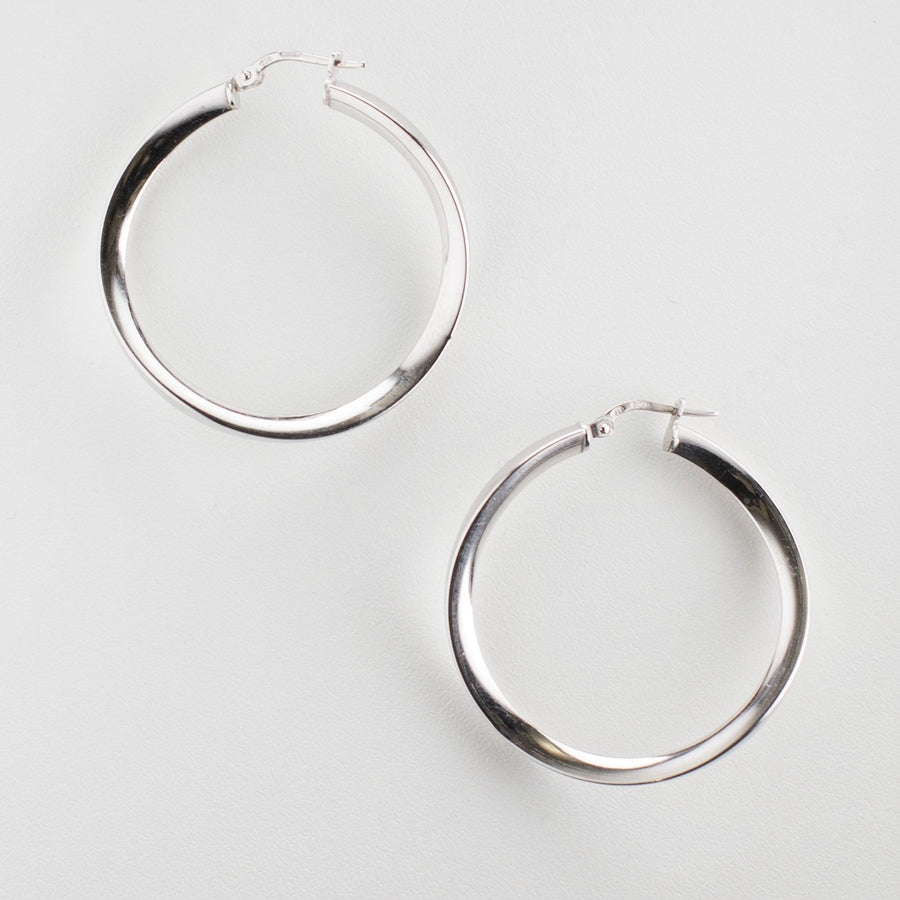 La SQUARED WAVE Hoops - SALE
