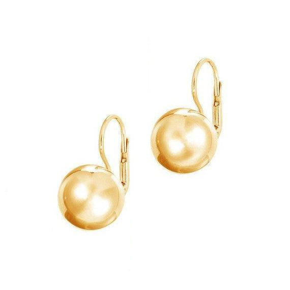 La PISA Ball - Gold - Georgiana Scott Jewellery