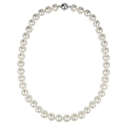 La PALOMA Necklet - White Pearls - Georgiana Scott Jewellery