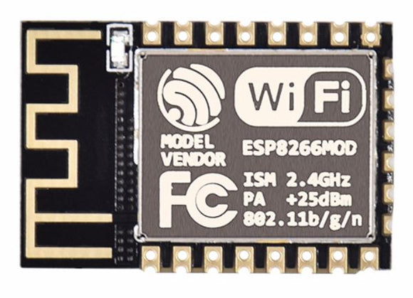 ESP-12F (ESP-12E Upgraded) ESP8266 WiFi Serial IOT Module ESP12F