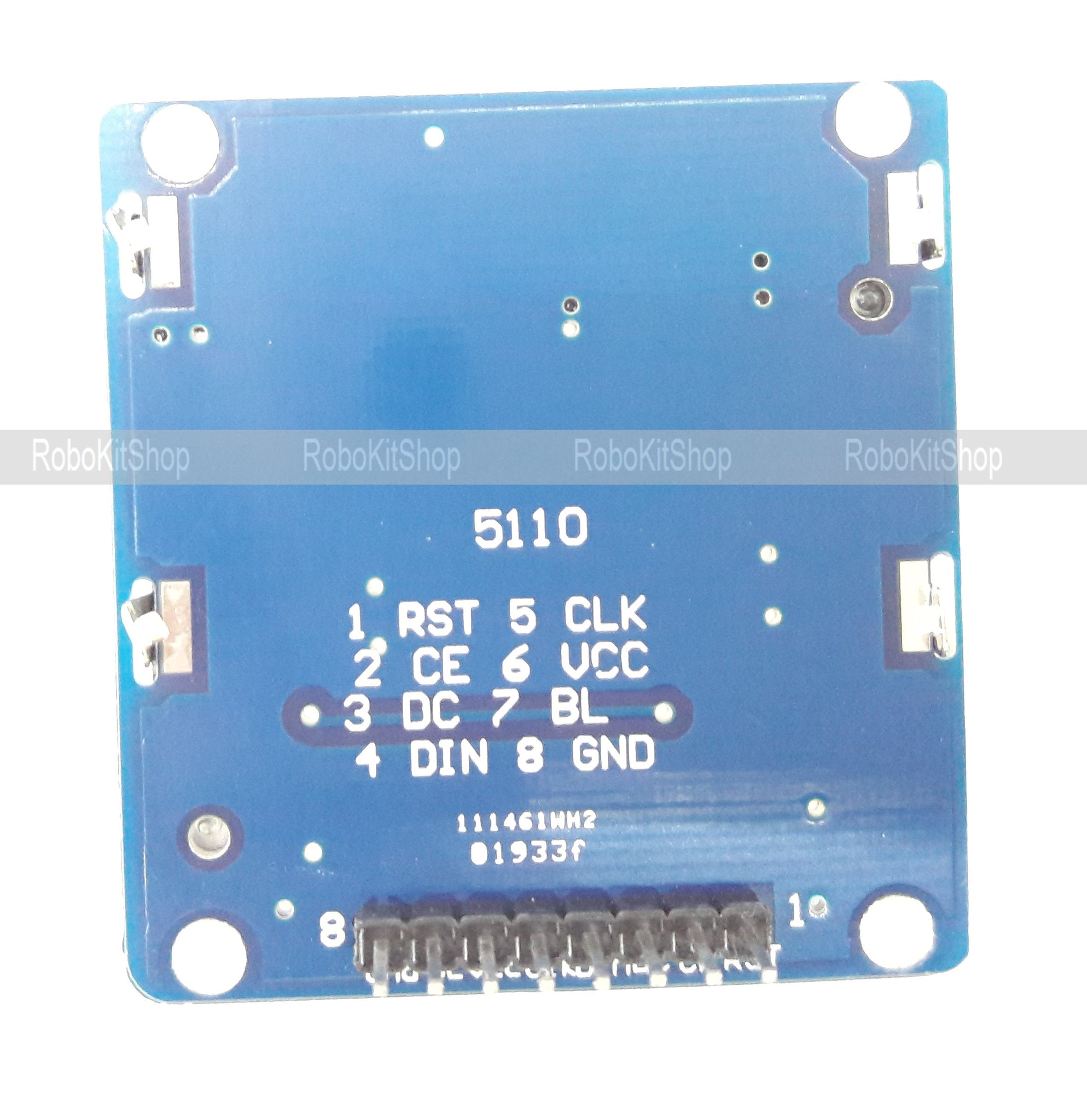 1 6 compatible NOKIA 5110 GRAPHIC LCD 84X48 display board for