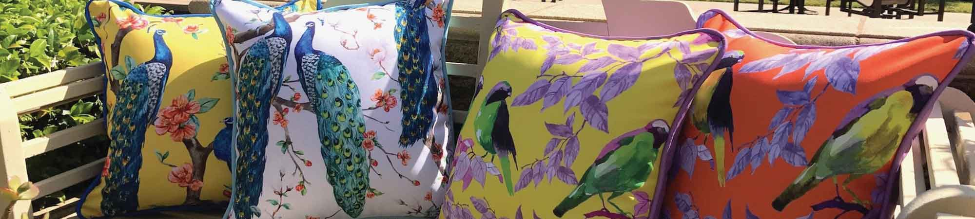 Vineyard Pillows