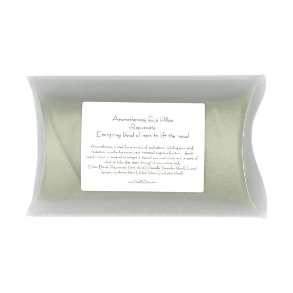 REJUVENATE AROMATHERAPY EYE PILLOW