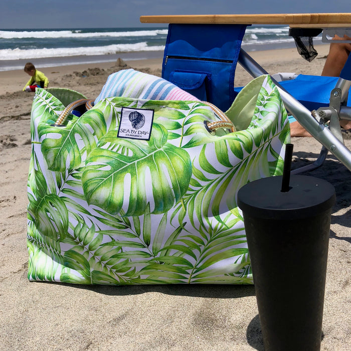 Perfect Palm Classic Beach Bag