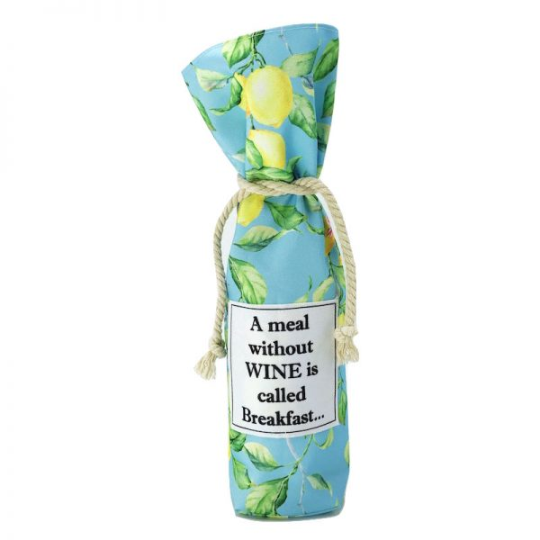 BREAKFAST BOTTLE BAG