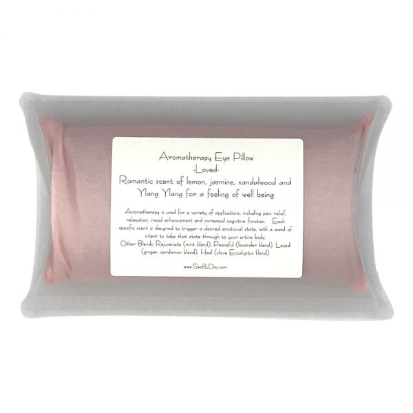 LOVED AROMATHERAPY EYE PILLOW