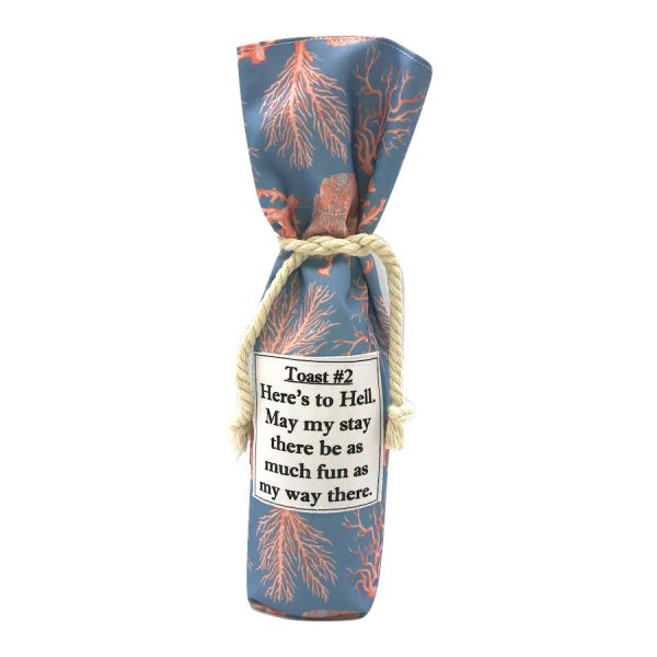 HERE'S TO HELL BOTTLE BAG