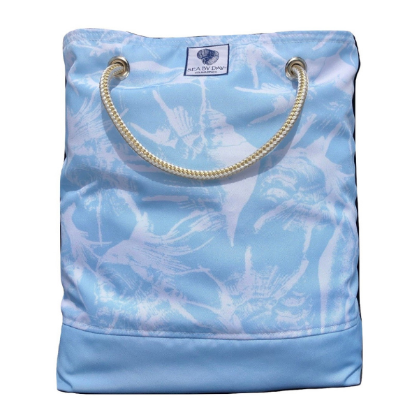SHELL SHADOW BUCKET BAG