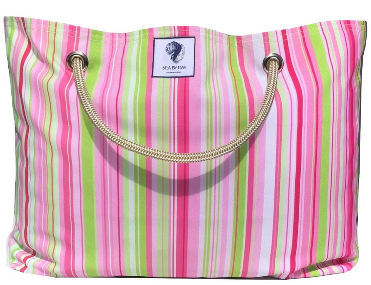 PINK LEMONADE CLASSIC BEACH BAG