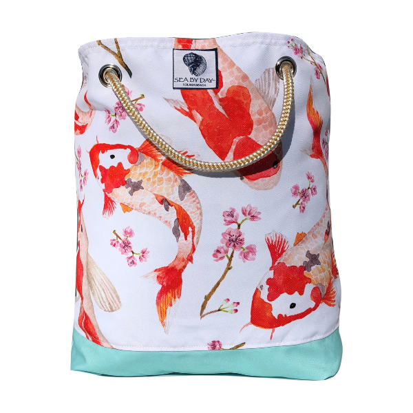 OH BOY KOI BUCKET BAG