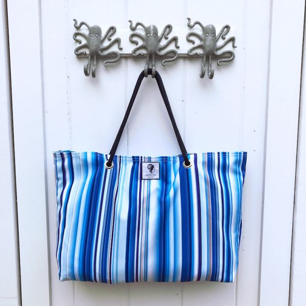 TRUE BLUE CLASSIC BEACH BAG