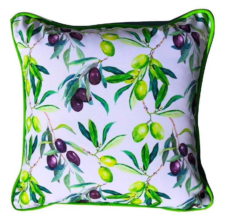 OLIVE THE ABOVE INDOOR/OUTDOOR PILLOW