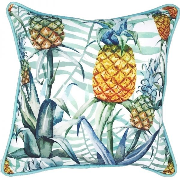 PEACEFUL PINEAPPLE INDOOR/OUTDOOR PILLOW