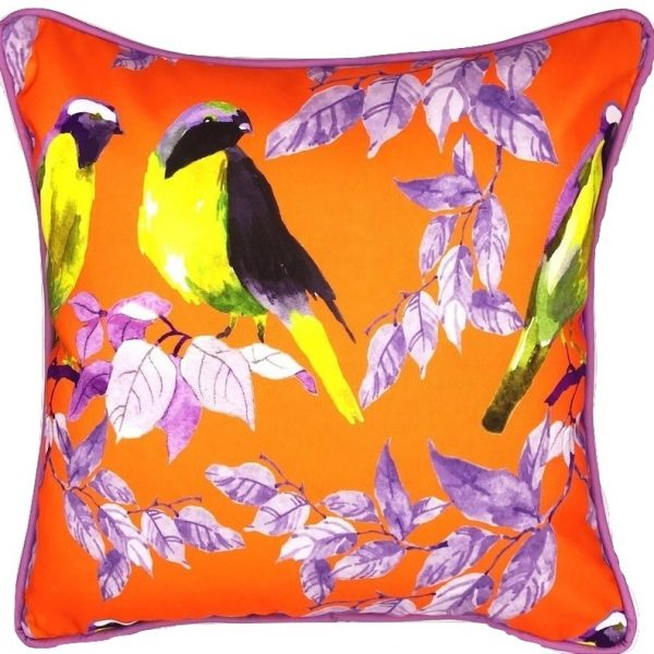 SUNSET CHAT INDOOR/OUTDOOR PILLOW