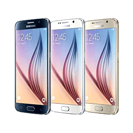 Galaxy s6 T-mobile/Gsm Unlocked C Grade (paint chips on screen)