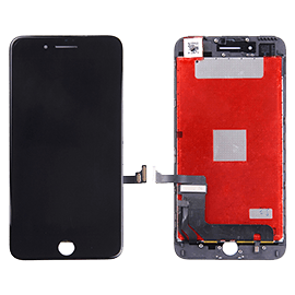 I PHONE 8 BLACK LCD ASSEMBLY