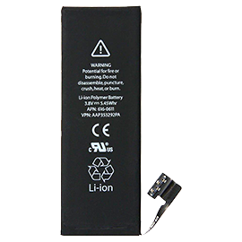 3.8V 1440mAh Battery for iPhone 5 (High Quality)