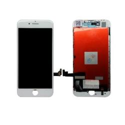 I PHONE 8 WHITE LCD ASSEMBLY