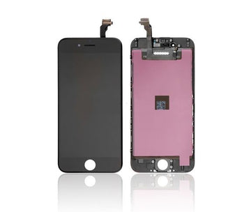 Iphone 6 Black LCD Assembly , CellNest Premium Quality