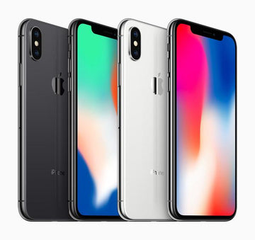 Iphone X Verizon/Gsm Unlocked 64Gb B/B- Grade