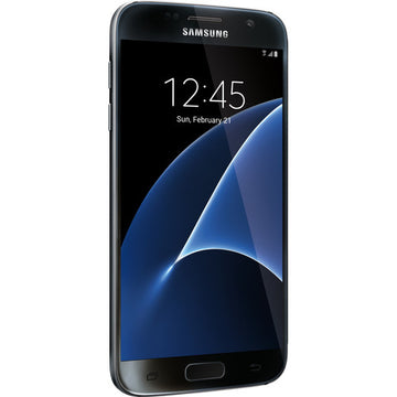 Galaxy S7 Unlocked  C/D Grade (peeled paint on glass)