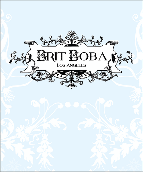 brit boba gate fold menu closed