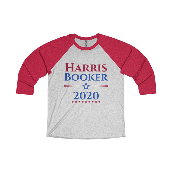 Harris Booker 2020 - Raglan Tee